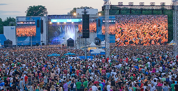 Le Québec est reconnu pour ses nombreux festivals !
